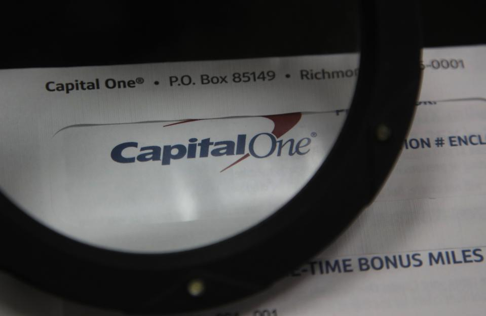 Earns Capital One