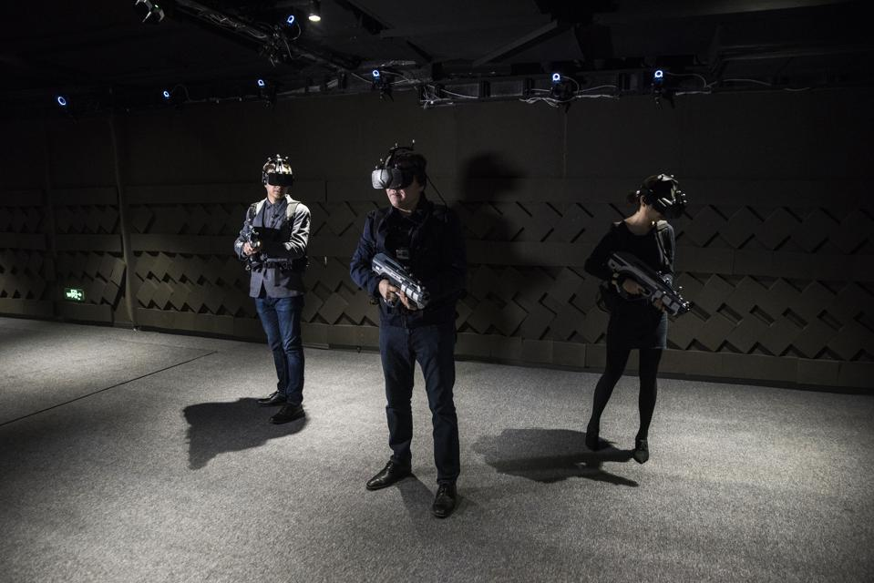 These Chinese Companies Are Quietly Revolutionizing The VR Industry