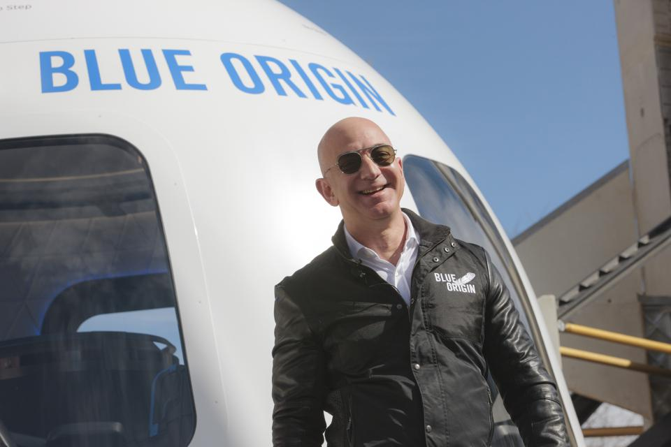 Jeff Bezos Sold Nearly $1 Billion In Amazon Stock This Week, His Most Lucrative Sale Yet