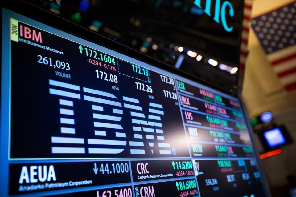 IBM Beats Amazon In 12-Month Cloud Revenue, $15.1 Billion To $14.5 Billion