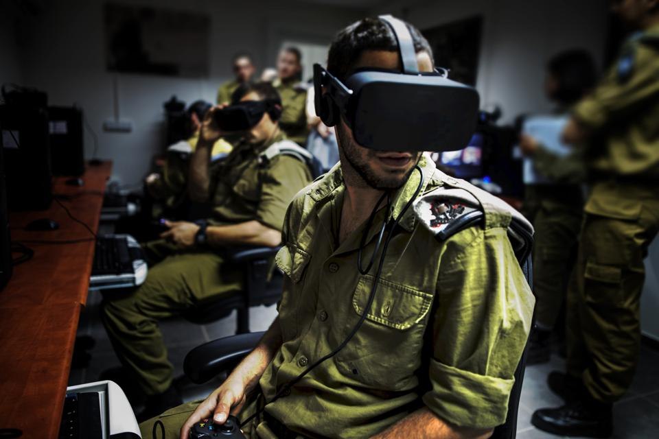Israeli soldiers develop unique skills that can later serve them well as entrepreneurs.