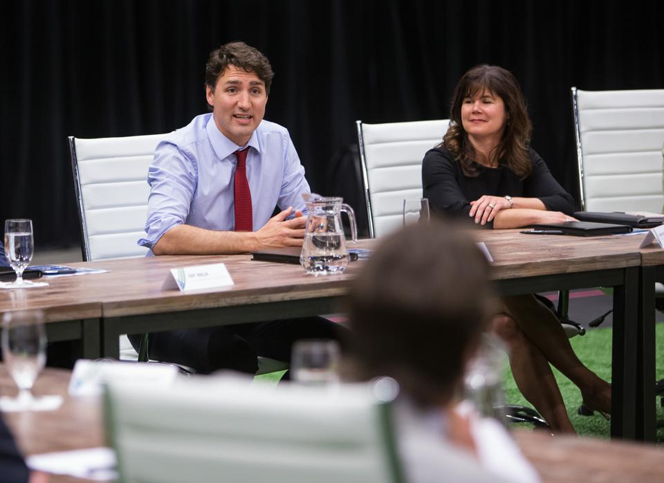 Justin Trudeau's carbon tax was recently struck down by an Alberta judge.