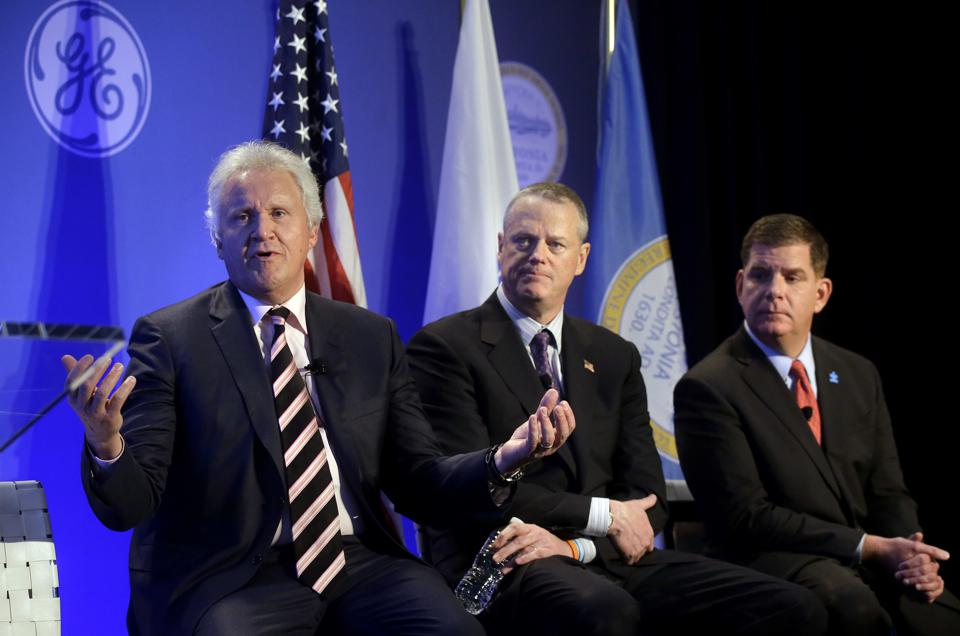 The Demographics Behind GE's HQ Move To Boston: Young Talent Is On The Move