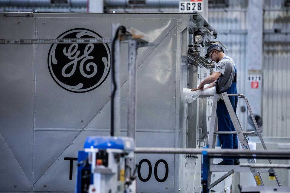 GE, Once The Epitome Of Corporate America, Announced It's Freezing Pensions For 20,000 Employees