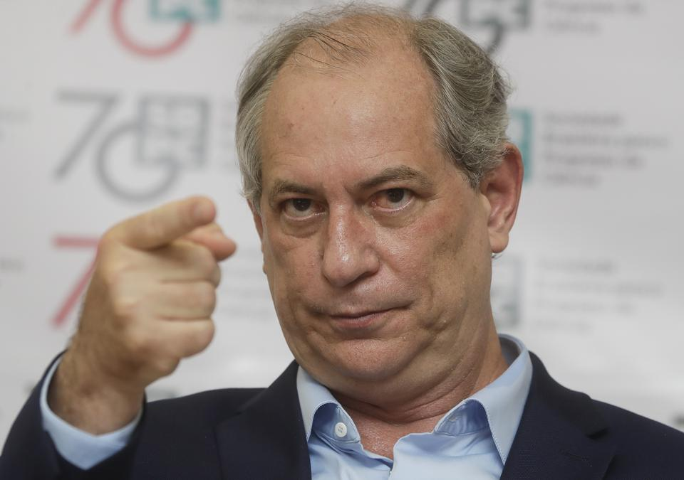 Brazil Elections Gomes