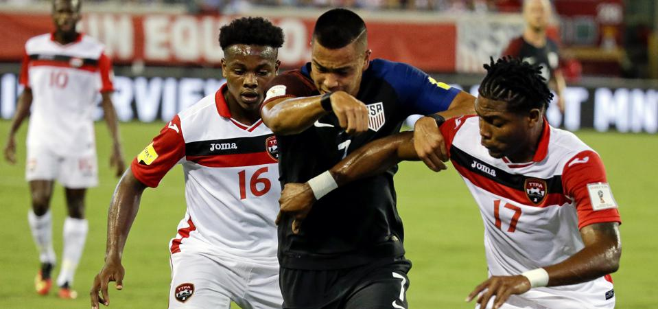 WCup Trinidad Tobago US Soccer