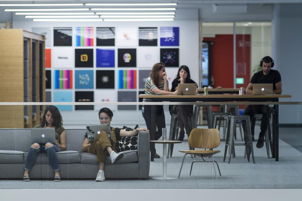 What The Ideal Workplace Of The Future Looks Like, According To Millennials