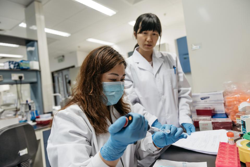 How China Is Catching Up To A U.S. Science & Tech Sector Uncertain Of Its Future