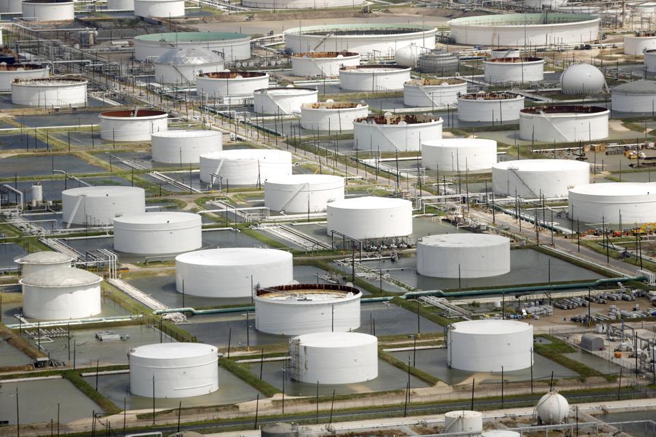 Harvey Louisiana Natural Gas Production