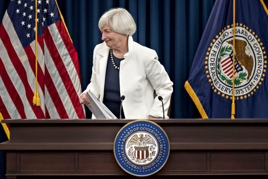 U.S. Fed Holds Fire On Rate Hike But '60% Expectation' For December