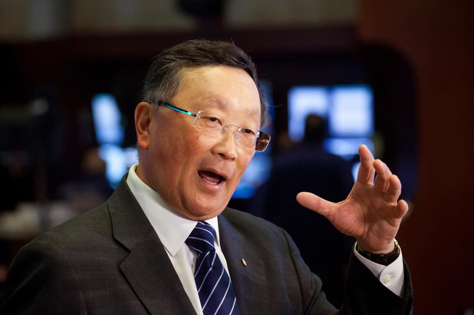 BlackBerry CEO: We'll Try To Break Our Own Encryption If Feds Demand It