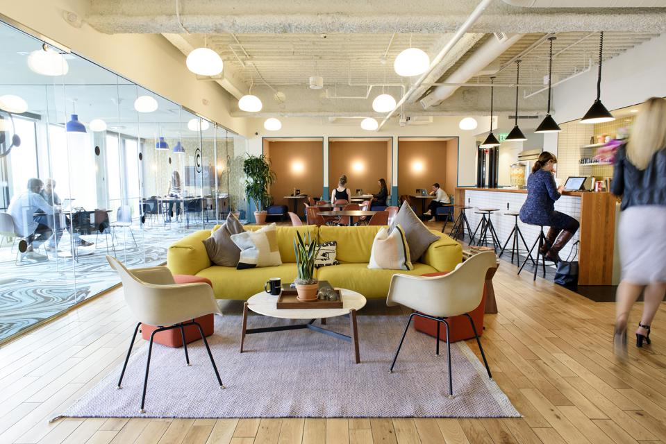The future of workplace design the fetch model for Michaels craft store corporate office