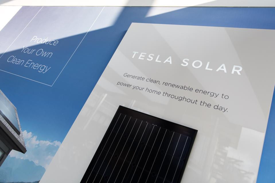 Tesla And Walmart Signal Detente After Retailer Sues Over Solar Panel Fires
