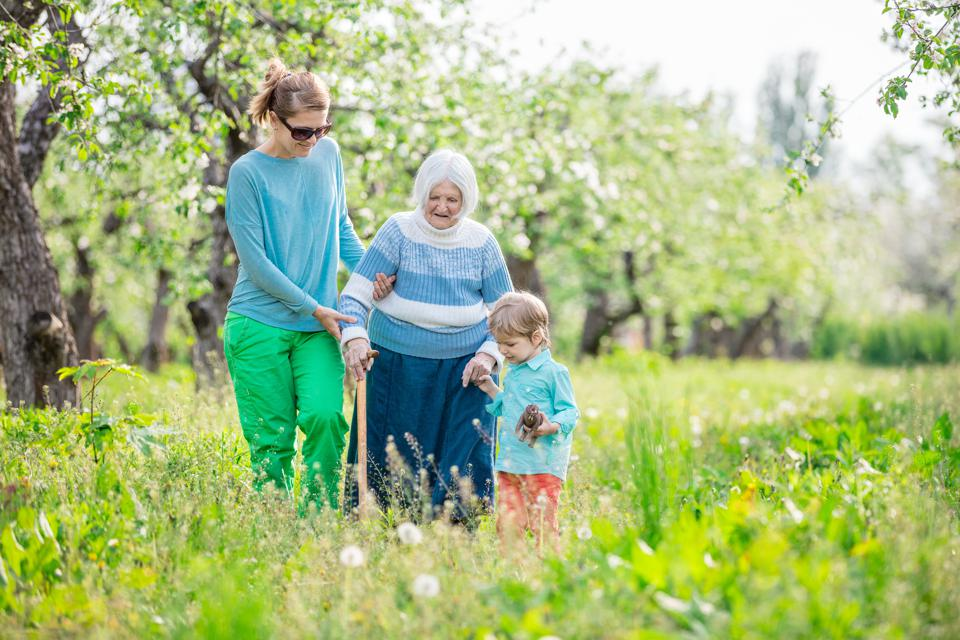 The Secret To Living A Longer, Healthier Life
