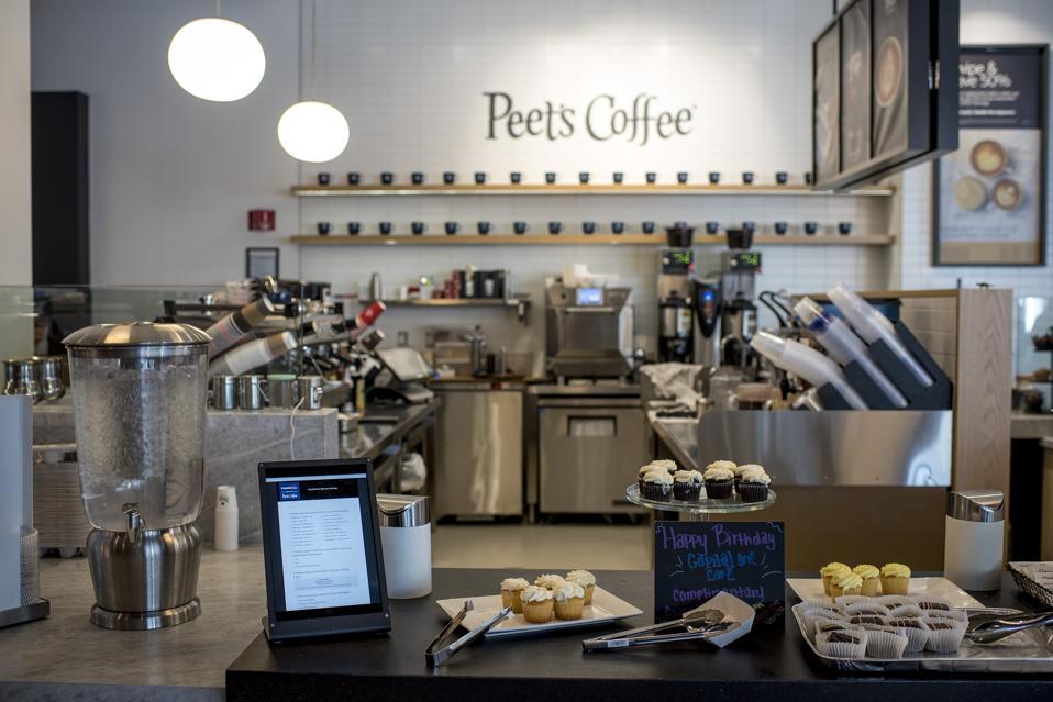 JDE Peet's hires new CFO