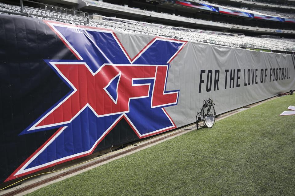 XFL Vipers Guardians Football