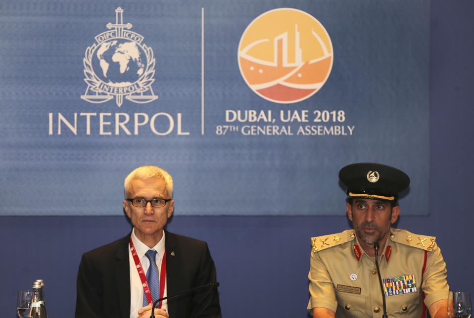 Dubai Interpol