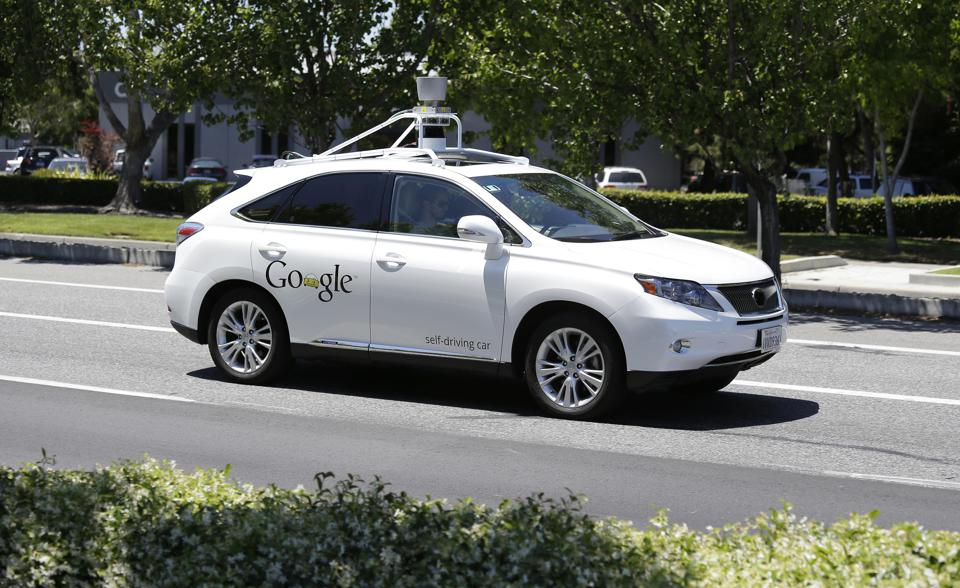 The First Google Self-Driving Car Accident Makes The Case For V2V Communications