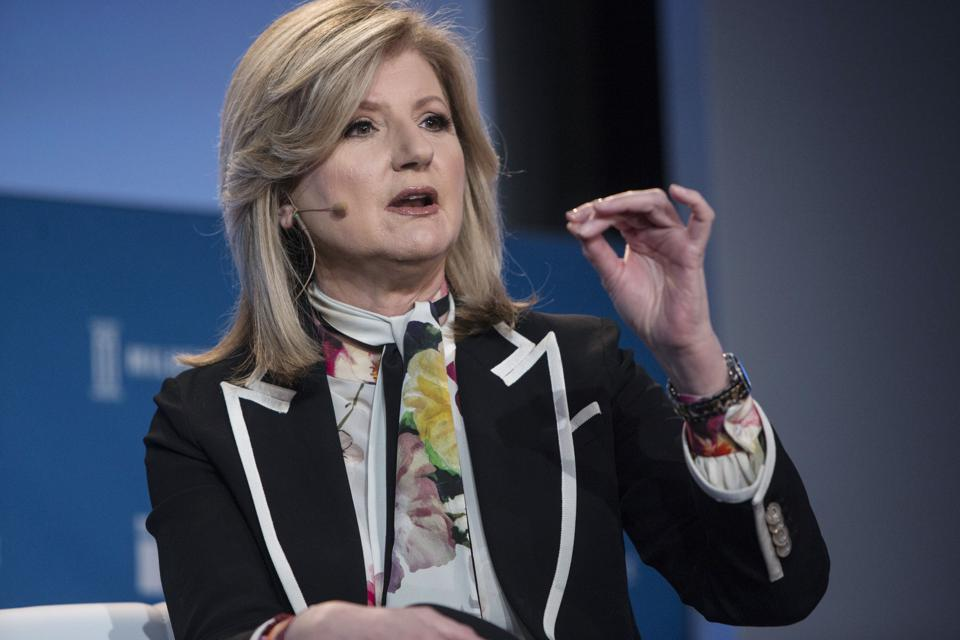 Arianna Huffington, Founder and CEO of Thrive Global, is a guest on Ling's new series, ″The Road To A Vaccine.″