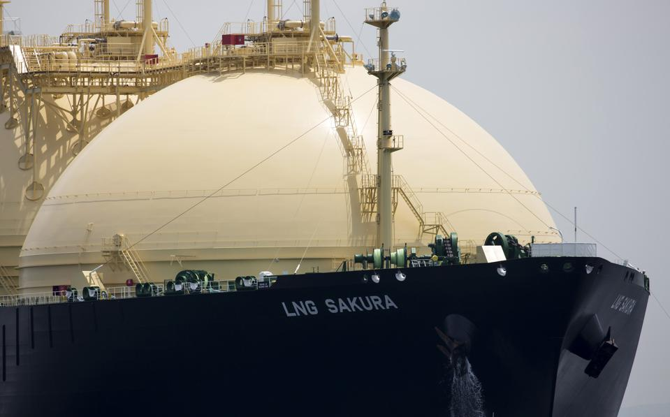 LNG is the world's fastest-growing fossil fuel.