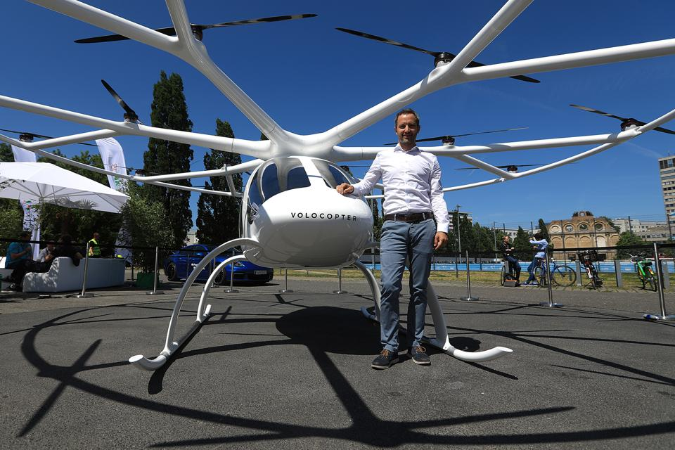 Billionaire Li Shufu Buys Stake In Volocopter, Aims To Launch Flying Taxi Service In China