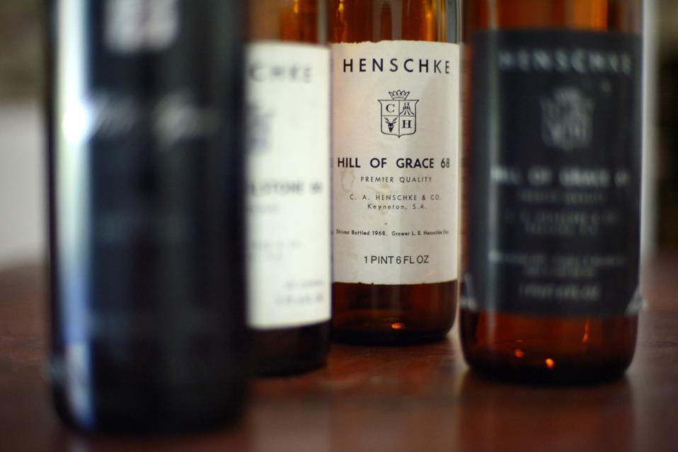 Henschke Cellars Hill of Grace Shiraz