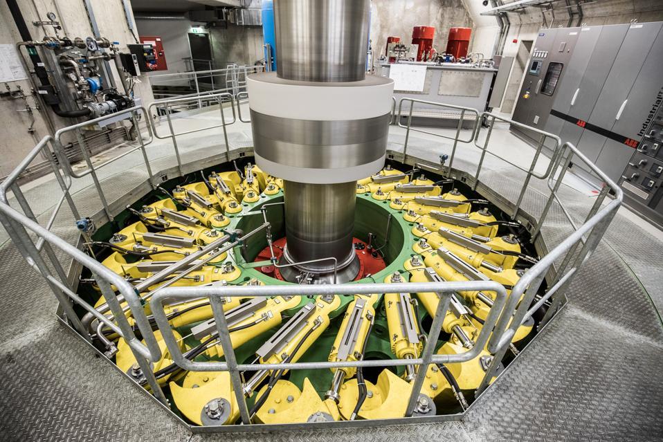 pumped hydro steven chu energy storage