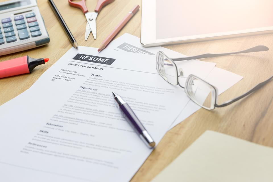 Ten Ways To Add Power And Personality To Your Resume