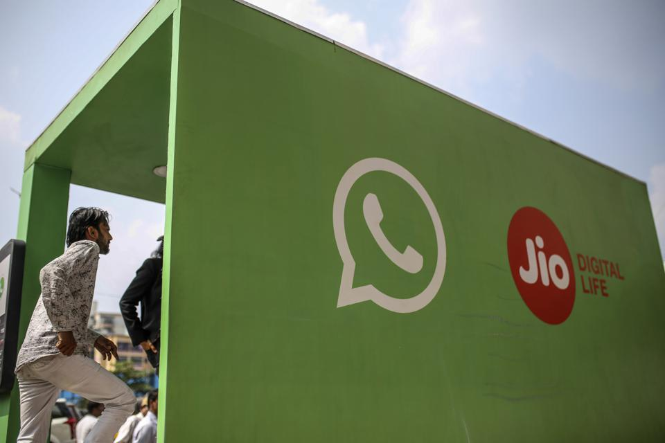 India WhatsApp JioMart