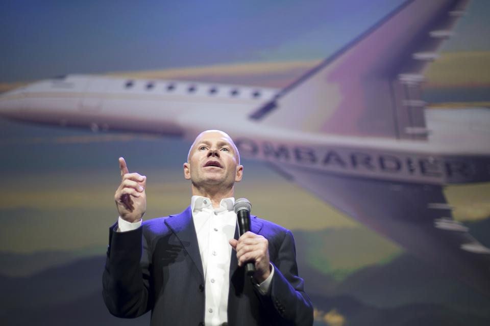 If Bombardier Sells Its Business Jet Unit, Here's Who Might Buy It