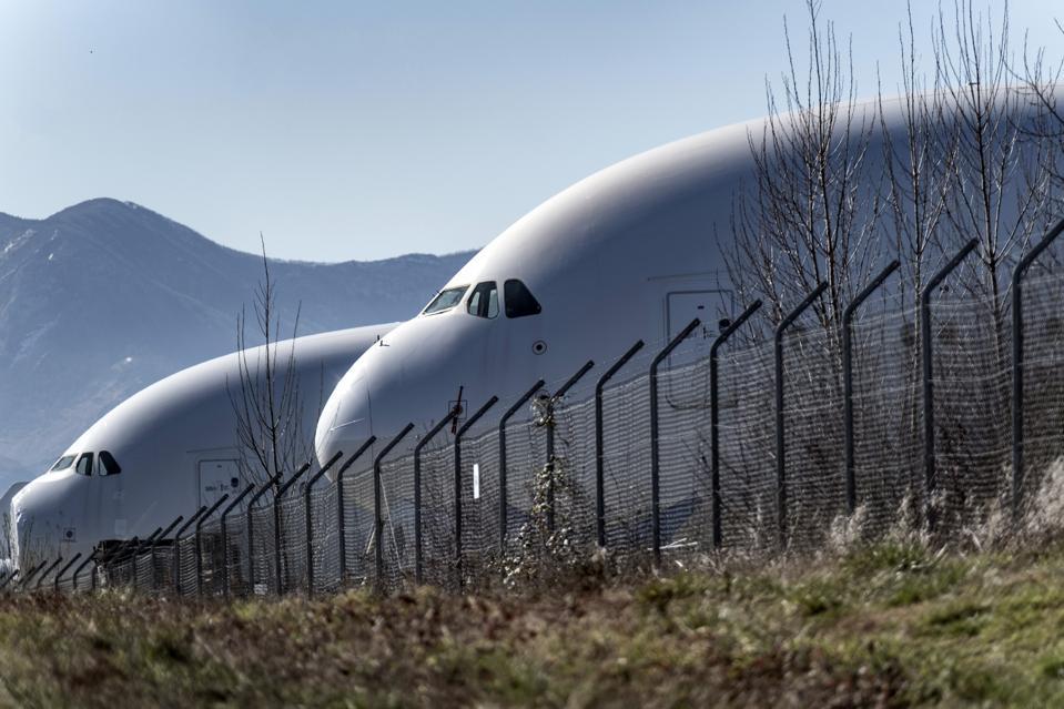 FRANCE A380