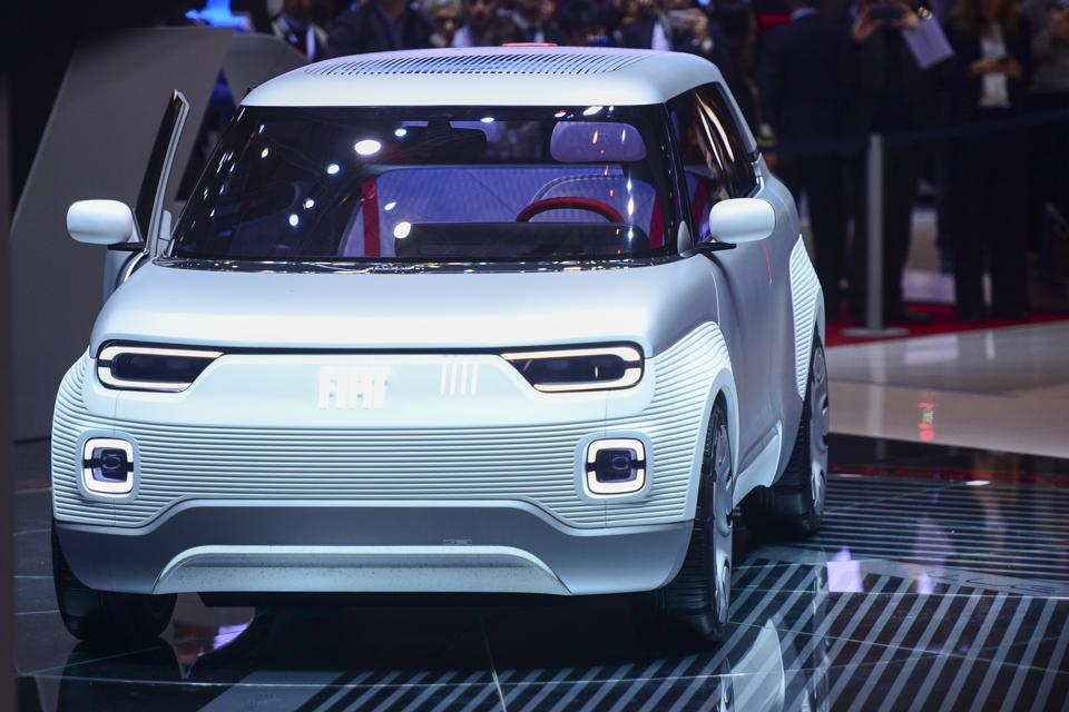 Fiat Chrysler And Foxconn Partner To Build Electric Cars In China