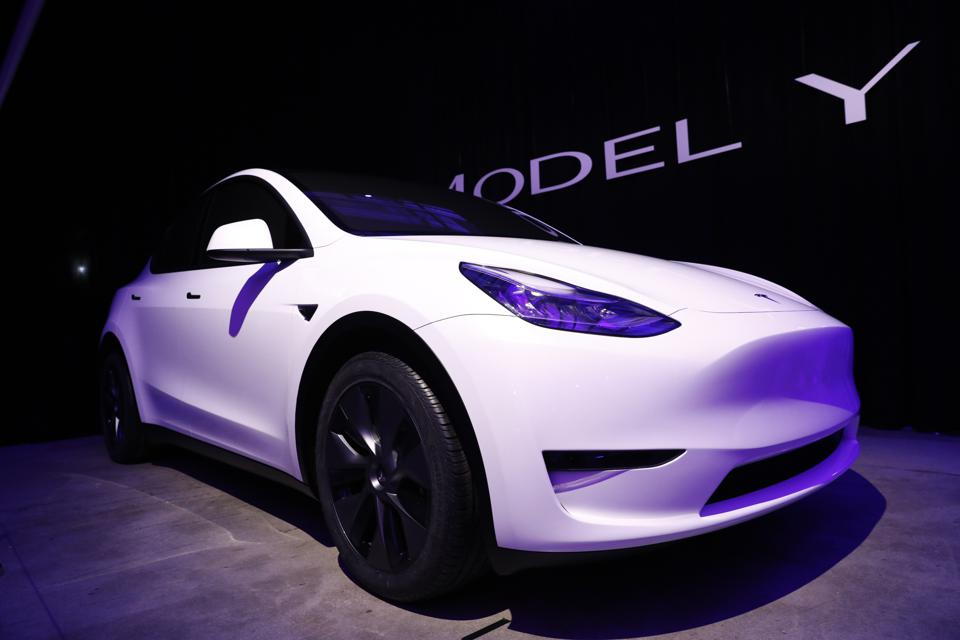 The EPA Has Issued Official Range, MPGe Ratings For The Tesla Model Y