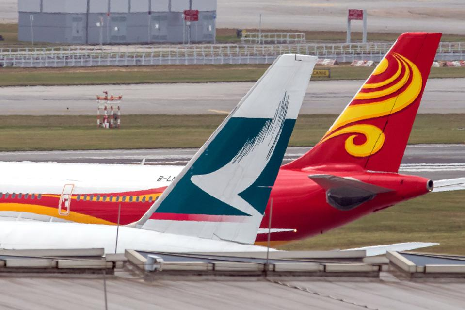 Cathay Pacific Won't Benefit If Hong Kong Airlines Stops Flying