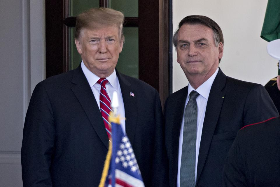 Updated: Brazilian President Jair Bolsonaro Denies Reports He ...