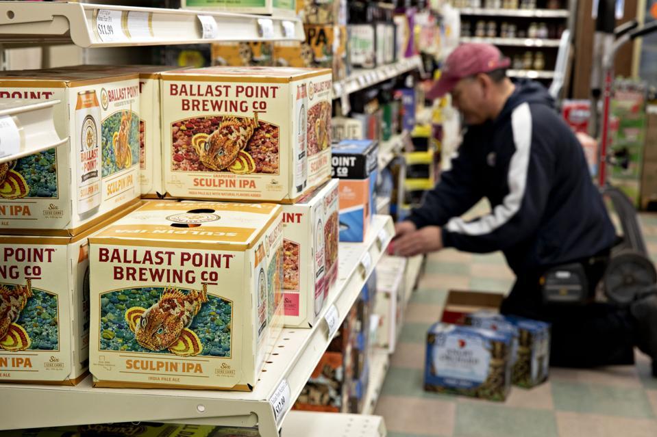 Constellation Brands' Ballast Point