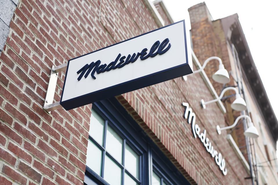 J. CREW MADEWELL