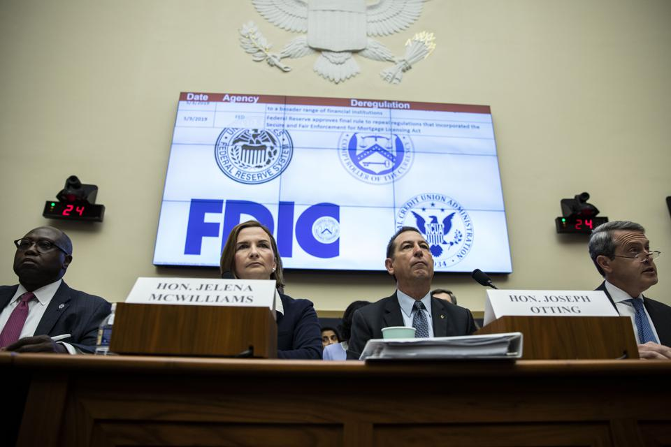 The FDIC is calling for a delay in accounting regulations that might hit Main Street.
