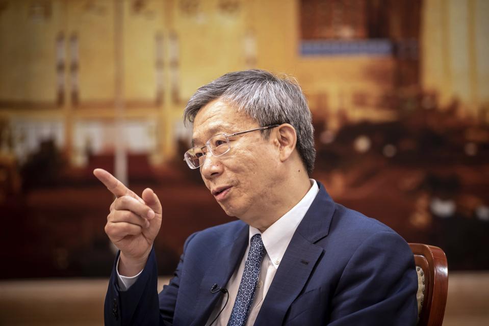 CHINA PBOC YI