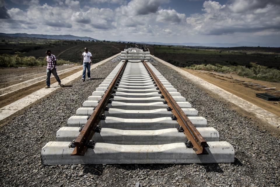 KENYA CHINA RAIL