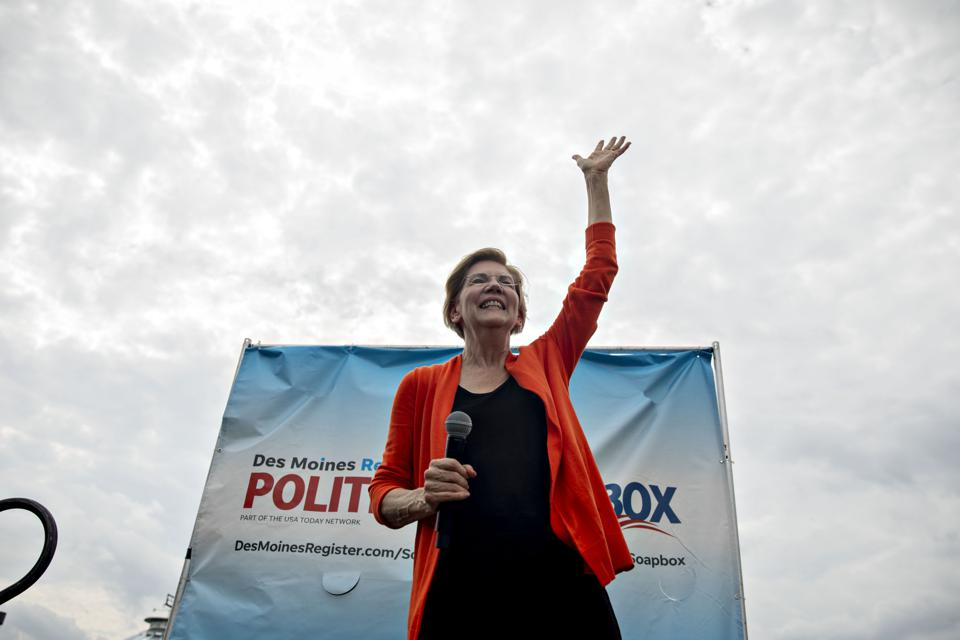 Does Elizabeth Warren Believe Saving For Retirement Is Possible? Turns Out, She Did - In 2005