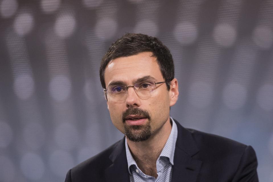 Ondrej Vlcek, chief executive officer of Avast
