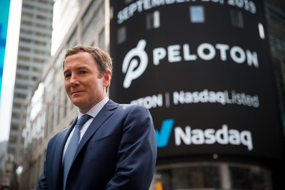 PELOTON IPO