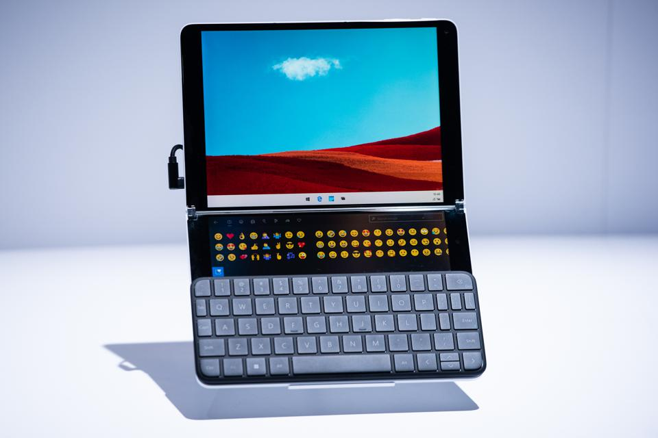 Microsoft Details Confirm Exciting New Surface Keyboard