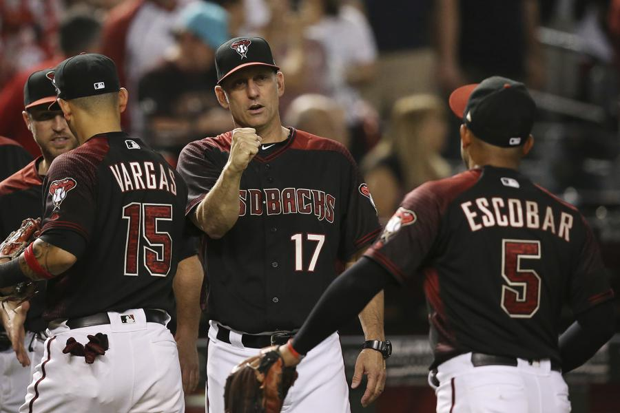 A Good Year, Certainly, But The Diamondbacks Are Hardly Satisfied