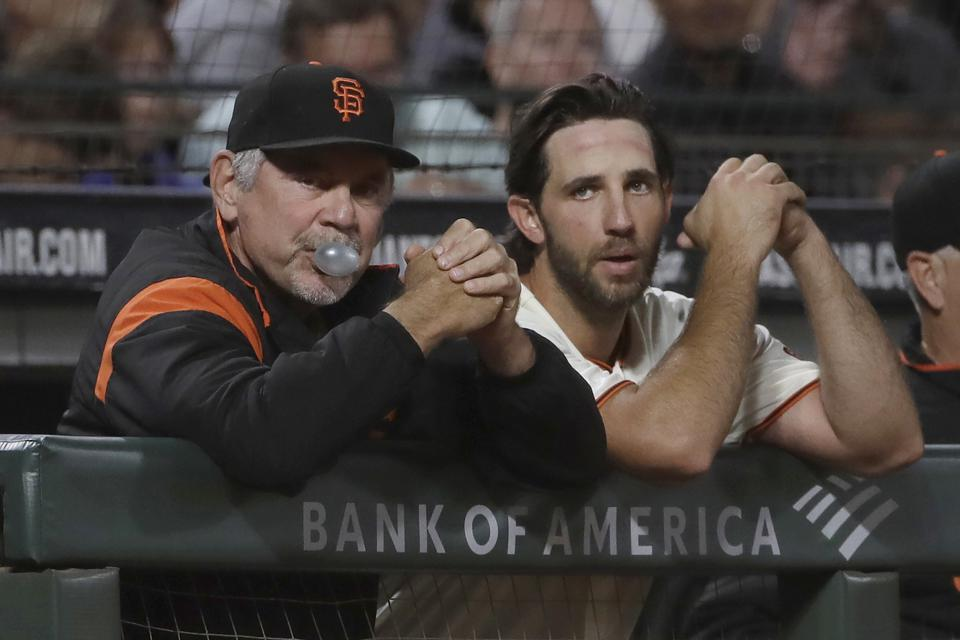 Bruce Bochy Facing The Curtain Call Of A Great Managerial Career