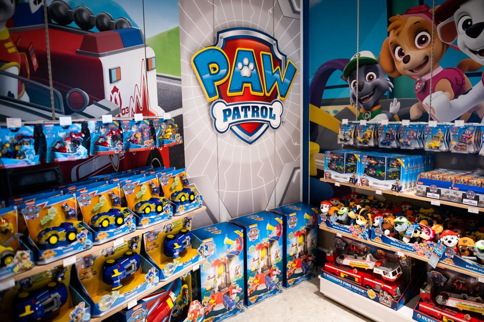 The Problem With Paw Patrol