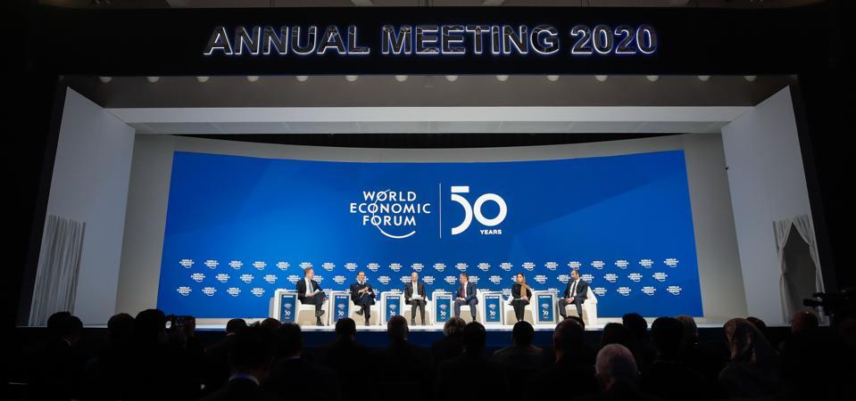 DAVOS WEF 2020