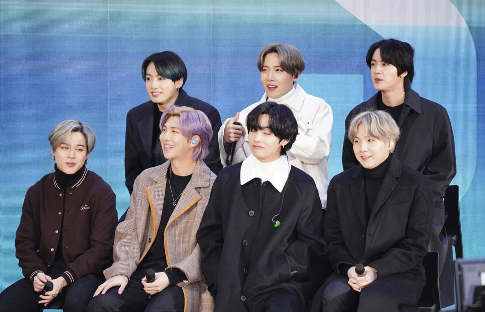 How Bts Could Make More Than 1 1 Billion From Virtual Shows After