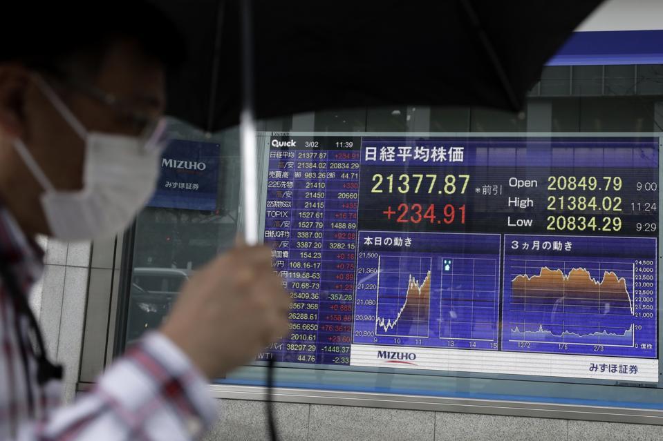stock market, covid-19, coronavirus